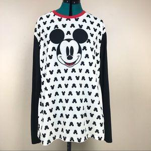 Disney Mickey Mouse long sleeve T-shirt